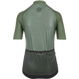 Bioracer Cold Black Light Maglia A Maniche Corte Donna, olive